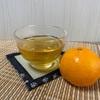 みかんの皮と山楂子で血流を良くする薬膳茶
