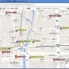 Google Maps APIによる複数スポット表示
