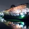 """<span itemprop=""""headline"""">目黒川桜祭りをちらりと覗く。写真も少し。</span>"""