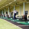 ゴルフネット設置!!マイゴルフ場の完成です。