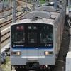 《相鉄》【写真館359】去就が気になる新7000系、西谷駅付近で撮影する