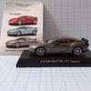 (レビュー)京商ミニカー アストンマーティン ミニカーコレクション ASTON MARTIN V12 Zagato