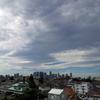 台風一過。