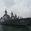 令和元年度自衛隊観艦式(の代わりに開催された艦艇特別公開)に行ってきました