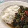 羊さんと野菜の煮込み タジン風