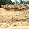 砂で巡る北欧の旅 * 前編