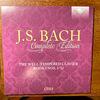 バッハ全集 全部聞いたらバッハ通 CD23 BWV.846-857 平均律クラビーア曲集