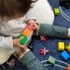 1歳5ヶ月 LEGOデュプロデビュー