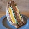 サンドイッチスタンドの厚焼き玉子サンド