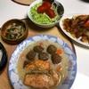 【レシピ】サーモンとミートボールの豆乳仕立てクリームチャウダー/にんべん スープのコクと鮭の旨み絡まるクリームチャウダーで(モニターコラボ)