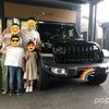 JEEPラングラーに乗って出会いや発見、魅了させる車