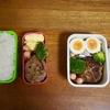 休校のため、毎日お弁当です。