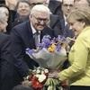 ドイツ新大統領にシュタインマイヤー氏…前外相