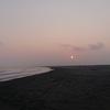 7/10 第26ラウンド 3:30~10:30 石狩湾 東防砂堤 北側 サーフ ウグイ1匹