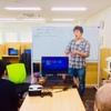 仙台のゲームバー店主がセミナーを!(ハウスバー遊)、就労支援でVR(プレステ4)シンゴジラの魅力を語る
