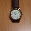 久しぶりの腕時計