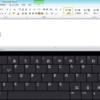 Windows 8でかな入力用のタッチキーボードを作ってみた
