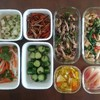 今週の常備菜