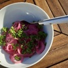 【料理】簡単!夏に大人気の紫玉ねぎのピクルスの作り方
