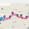 三週間前の30キロ走。館山若潮マラソンまで22日