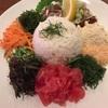 タイ料理のカオヤムを福岡市内で食べてきたんだけど、これは夏にぴったりな食べ物だわ