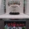 伊勢丹 浦和店に飾ってある天皇杯を見に行ってきました。 #urawareds