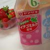 イチゴミルク風味