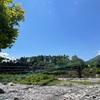 4日目 最終日は大田切川で川登り