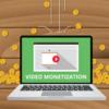 まずは1万円!YouTubeで収入を安定して稼ぐ収益化方法を解説!