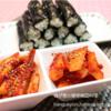 チュンムキンパッ/충무김밥