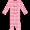2組のパジャマを着ると、なぜ服を減らせるのか