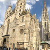 ウィーン旧市街を下見する