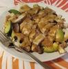 第10品:チキンのタマネギソース