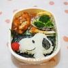 スヌーピー弁当2回分の記録/My Homemade Boxed Lunch, Snoopy Bento/ข้าวกล่องเบนโตะสำหรับสามี