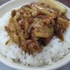 【金峰魯肉飯】台北で超人気の遅くまで営業している魯肉飯屋さん
