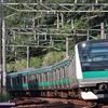 《JR東日本》【写真館425】祝!開業から1年!相鉄からJR埼京線へのE233系