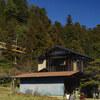 日本家屋とアドベンチャーライン