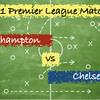 【ライン間を取れなかった理由】Premier League Match 25 サウサンプトン vs チェルシー