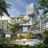 シンガポール駐在の方々は3ベッドルームで家賃40万円から70万円のところに住んでいるらしいです。