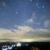 【天体撮影記 第9夜】 雲の隙間より天体写真を 千葉県 九十九谷公園からの星景写真