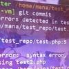 gitのpre-commit hookを使って、綺麗なPHPファイルしかコミットできないようにする