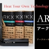 アークエックス(ARKX)はどんな加熱式電子たばこ?全種類のシャグを使った徹底解説レビュー!
