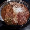 【ゴヤクラ】長堀橋、南船場の旨甘辛ワールドな和レーの一皿!みどりのやきめしの旨辛さと牛豚トマトの甘旨さの融合!
