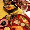 ドイツでおせち作り〜Fpとオーブンで簡単!白身魚で伊達巻〜ナッツ入りごまめ〜鏡餅も手作りで〜新年に向けて花火とベルリーナ商戦 inドイツ