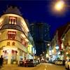 シンガポール街歩き#286(ケオン・サイク・ロードの夜景@チャイナタウン)