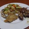 幸運な病のレシピ( 816 )昼:キャベツ炒め(豆板醤、豆チ)