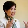 オリンピックに向けて東京都の小池都知事が受動喫煙対策を強化