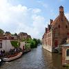 ベルギー・ブルージュ: 水の都・ブルージュ