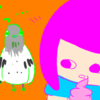申し訳程度の4コマ漫画『錦帯橋とソフトクリーム狂。』