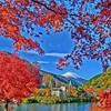 絶景!神奈川で富士山&紅葉が見える丹沢湖の楽しみ方は?
